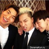 G-Dragon, Taeyang, Daesung
