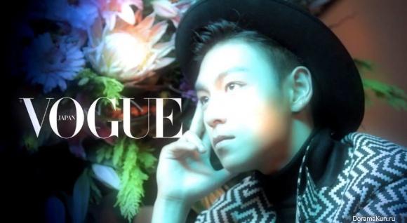 T.O.P для Vogue Japan 03/2014