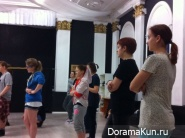Харимао 2014: Первая репетиция