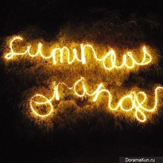Luminous Orange - Songs Of Innocence