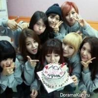 AOA празднуют 100 дней со дня дебюта