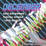 December – Love Baton