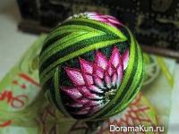 Темари – японское рукоделие