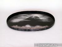 Япония. Искусство бонсеки или Камень на лотке
