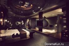 Тайвань. Пещера Бэтмена в отеле
