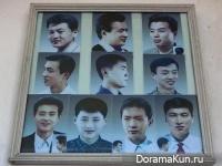 В Северной Корее узаконили допустимые прически граждан