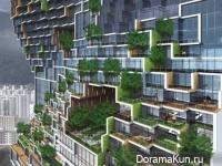 В Южной Корее построят танцующий дом