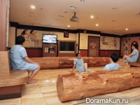 Чимчильбан - корейская баня