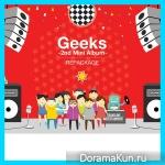 Geeks – 2nd Mini Album (Repackage)