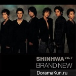 Shinhwa - Vol. 7 Brand New