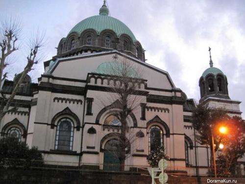 Япония. Православная святыня Николай-до