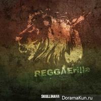 Skull & HaHa – REGGAErilla