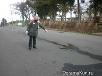 Корея. Магическая дорога на острове Чеджу