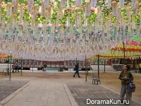День рождения Будды в Корее