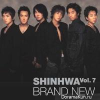SHINHWA - Brand New