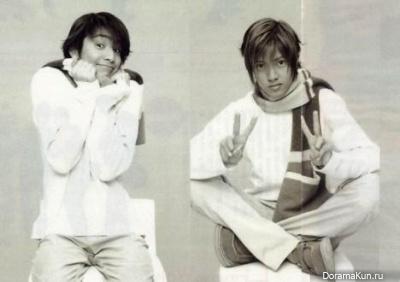 Yamashita Tomohisa, Ikuta Toma