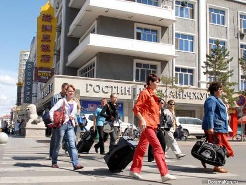 Русские переселяются жить в Китай