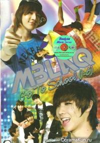 MBLAQ Goes to School