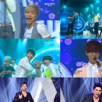 Живое выступление Super Junior с Sexy, Free & Single