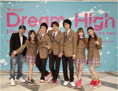 Актерский состав мюзикла 'Окрыленные мечтой' посетил пресс-конференцию