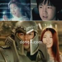 Пользователи Интернета заметили БоА и Чан Гын Сока в рекламном ролике
