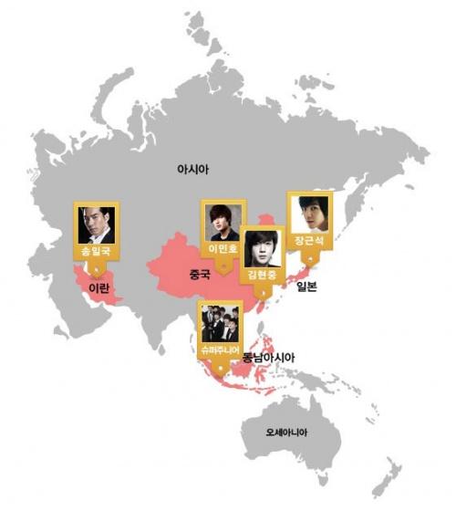 Китайские СМИ сравнили влияние Корейской волны и японской культуры