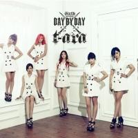 T-ara представили обложку и треклист альбома 'Day by Day'