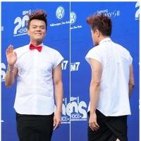 Пак Чин Ён появился в длинной юбке на церемонии Mnet 'Выбор 20-летних'