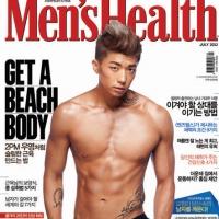 УЁн из 2PM был выбран лучшей моделью на обложке 'Men's Health'!