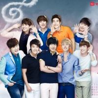 Вышел рекламный ролик 'Lotte Duty Free' с Super Junior