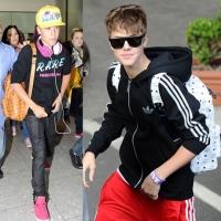 Джастин Бибер носит вещи, которые пользуются популярностью среди K-поп-идолов