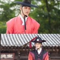 ЧжэЧжун из JYJ накормил 100 сотрудников драмы Путешествие во времени доктора Чжина