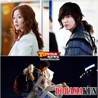 Ли Мин Хо похитил Ким Хи Сон в драме Вера