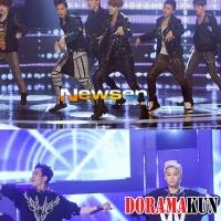 EXO-K и JJ Project были выбраны как идолы-мужчины, которые при личной встрече выглядят лучше всех