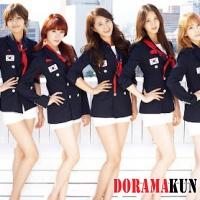 Рейтинг популярности участниц SNSD в Корее и Японии