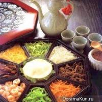 О корейской кухне