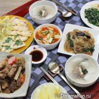 Традиционная еда на Лунный Новый Год!