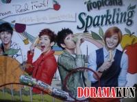 2AM для Tropicana Sparkling