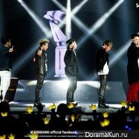 Big Bang стартовали американское турне успешным концертом в Лос-Анджелесе