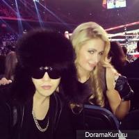 GD&Paris Hilton