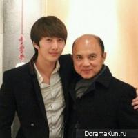 Kim Hyung Jun&Jimmy Choo