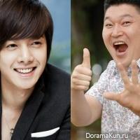 Kang Hodong&Kim Hyung Joong