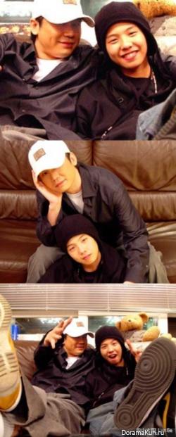 Yang Hyun Suk&GD