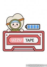 Uzzu tape - WJSN
