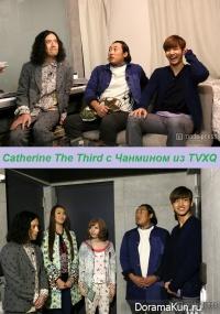 Catherine The Third с Чанмином из TVXQ