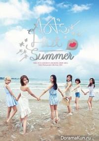AOA's HOT Summer Making Film