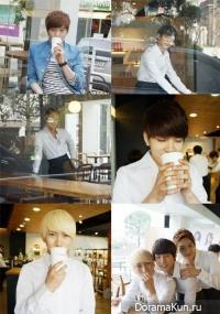 BTOB Behind Story: Coffee 7th Street