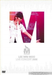Lee Min Woo (Shinhwa) - Explore M Concert