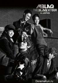 MBLAQ - Tour in Japan THE BLAQ% TOUR
