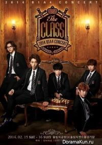 B1A4 The Class concert